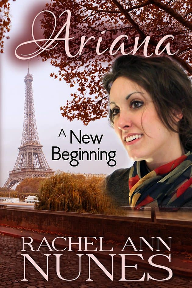 Cover for Ariana: A New Beginning