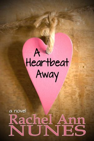 Cover for A Heartbeat Away